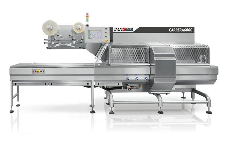 Carrera 6000 horizontal flow wrap packaging machine