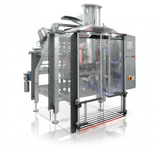 Ima Ilapak Vegatronic 2000 OF vertical form fill seal bagger packaging machine